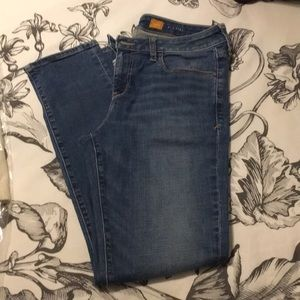 Pilcro jeans from Anthropologie Stet fit size 29